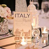 Matrimonio tema città italiane - 1