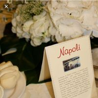 Matrimonio tema città italiane - 2