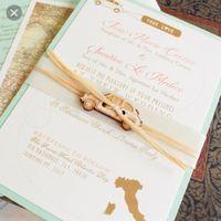 Matrimonio tema città italiane - 6
