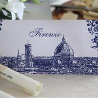 Matrimonio tema città italiane - 7