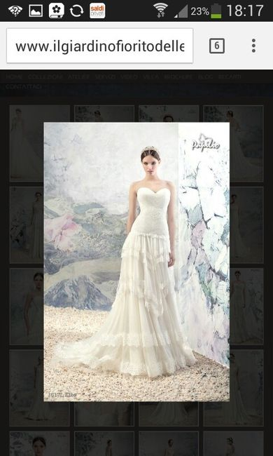 17185d6fe44b Abiti sposa Papilio - Moda nozze - Forum Matrimonio.com
