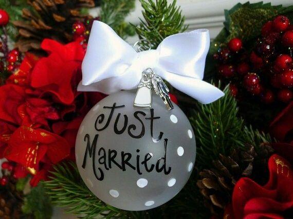 Matrimonio Natale Napoli : Palla di natale just married organizzazione matrimonio
