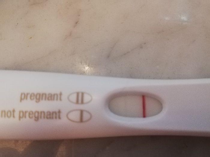 Test di gravidanza... Ghost line o no? 1