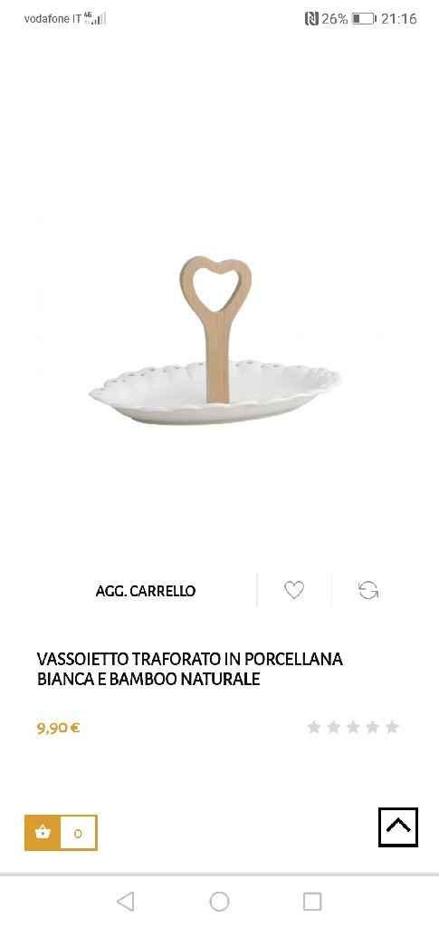 Bomboniere.. Consigli - 2