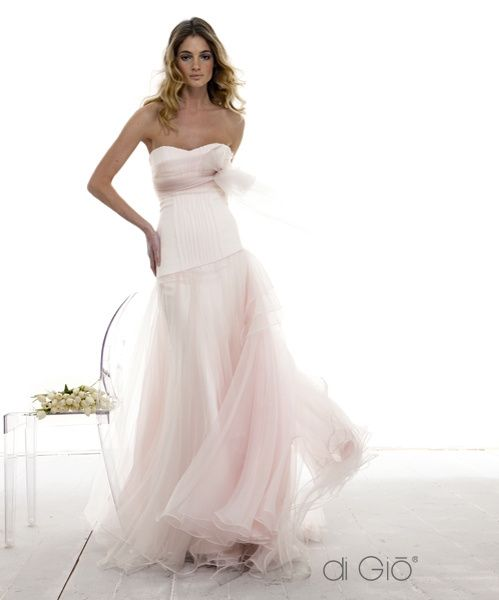 Eccezionale Il rosa cipria - Moda nozze - Forum Matrimonio.com UF24