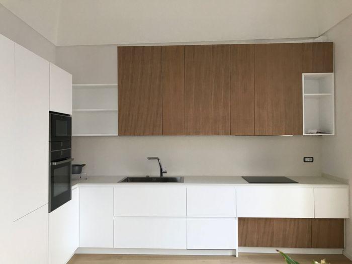 Opinioni cucina laccata bianca vivere insieme forum - Cucina bianca opaca ...