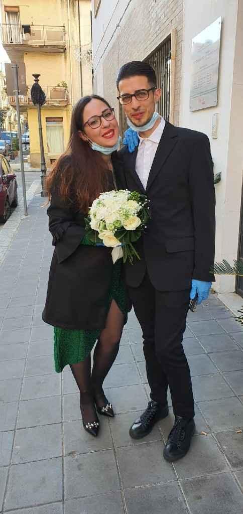 Matrimonio rimandato 😥😥 - 1