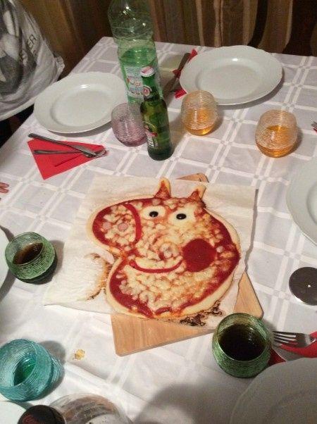 Peppa Pizz fatta da noi