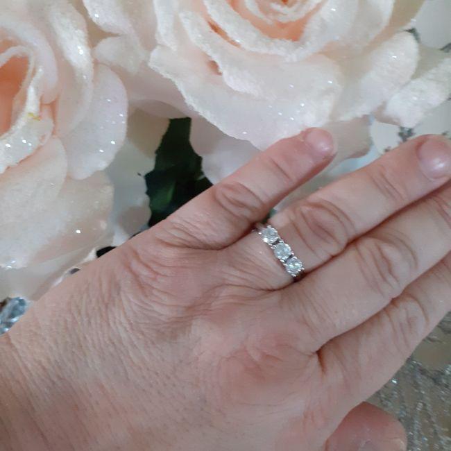 Anello di fidanzamento 21