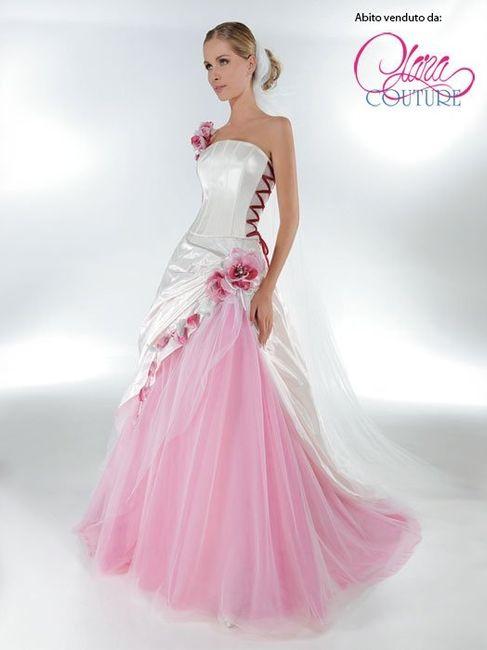 Abito da sposa colorato!!! - Página 3 - Moda nozze - Forum Matrimonio ...