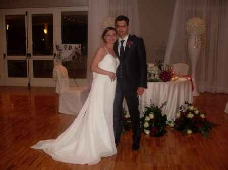con il mio sposo