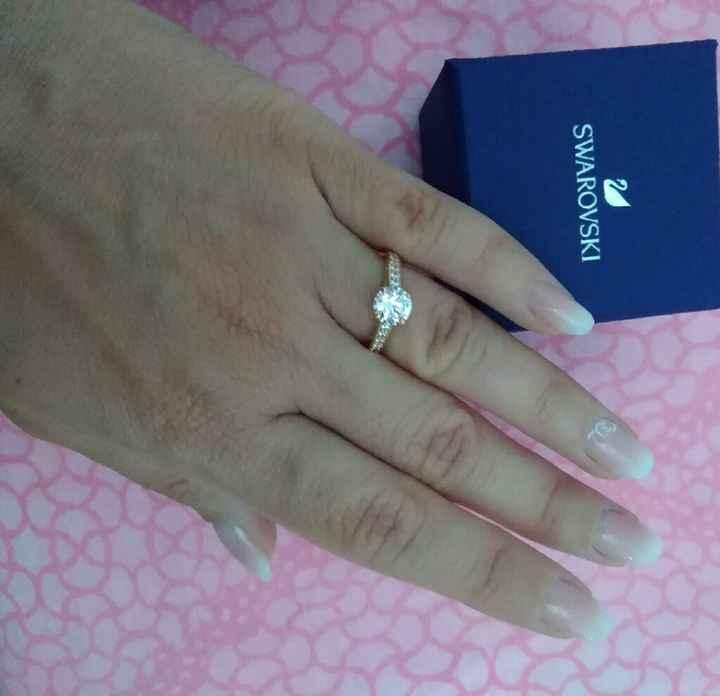 finalmente anche per me l anello....💍 - 2