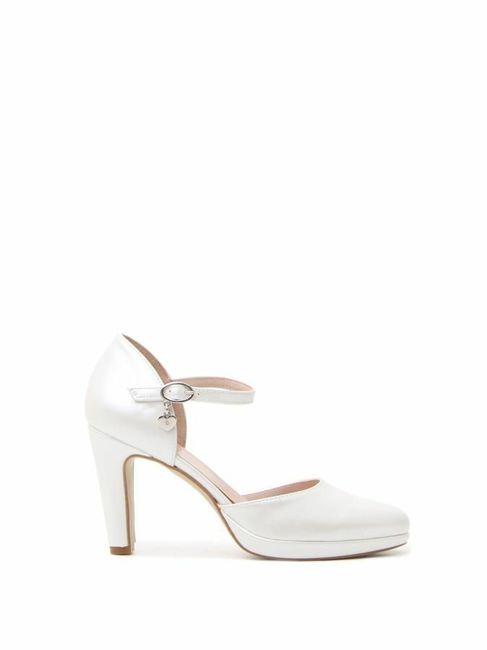 scarpe sposa low cost - 1