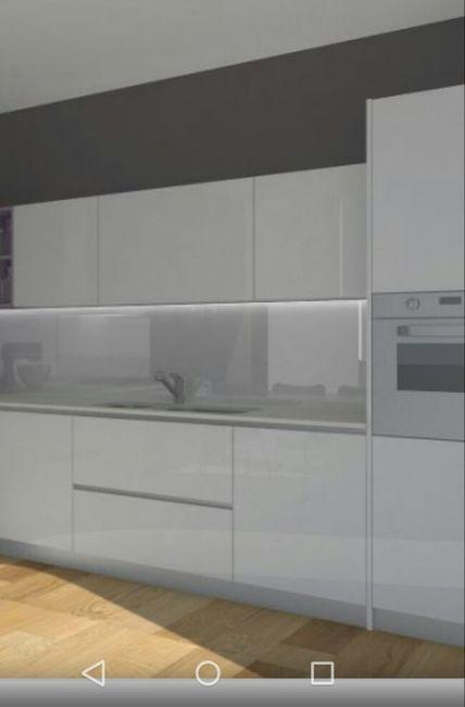 Consiglio per abbinamento cucina e piastrelle vivere insieme forum - Cosa mettere al posto delle piastrelle in cucina ...