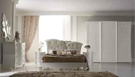 possibile camera da letto contemporanea