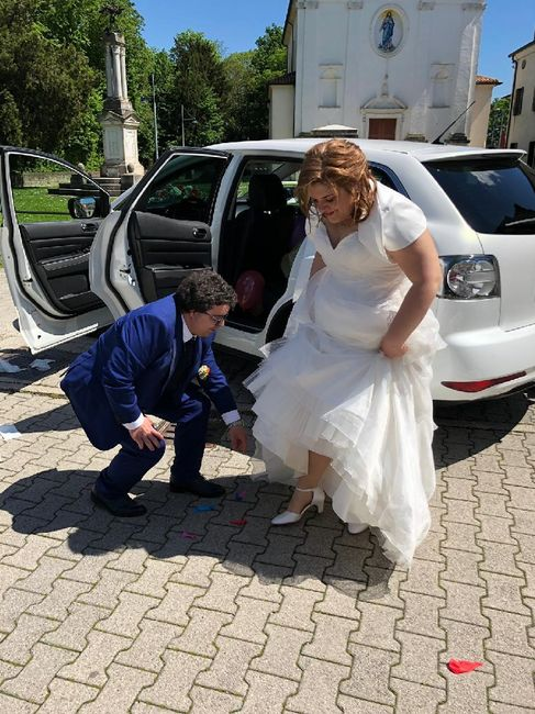 Scarpe da sposa basse 12