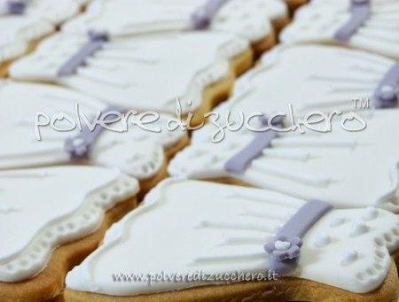 biscotto abito sposa