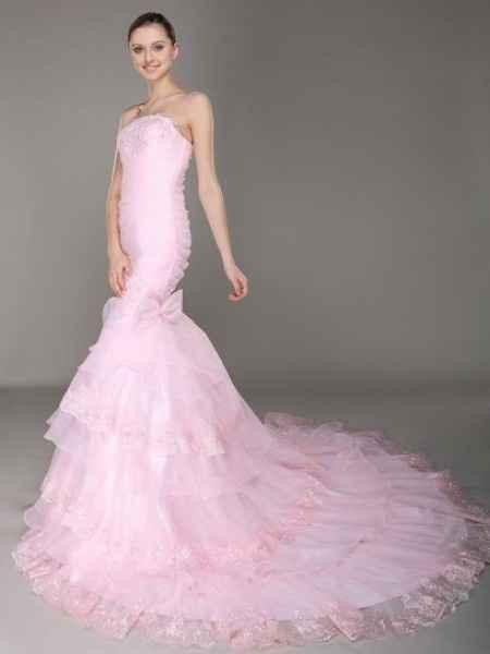 abito rosa