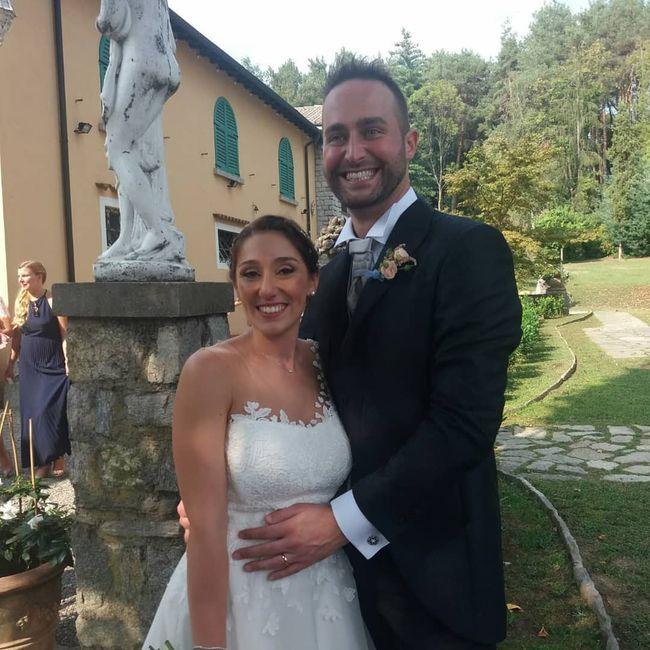 Sposi che sono convolati a nozze durante il Covid-19: lasciate qui i vostri consigli! 👇 69