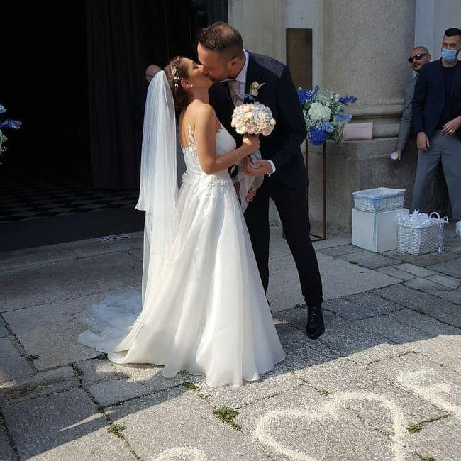 Sposi che sono convolati a nozze durante il Covid-19: lasciate qui i vostri consigli! 👇 70