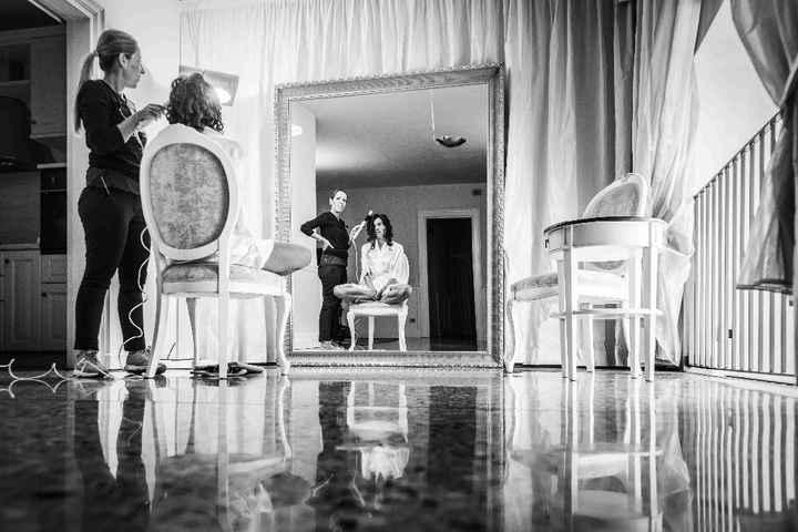 IL MIO SOGNO  -preparazione sposa-