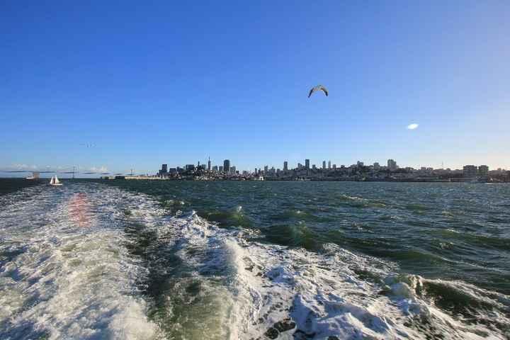 San Francisco verso Alcatraz