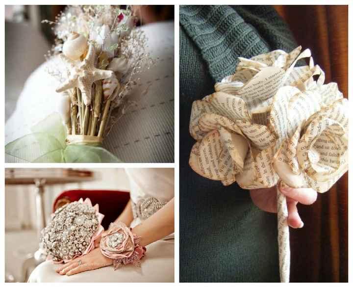 bouquet alternativi