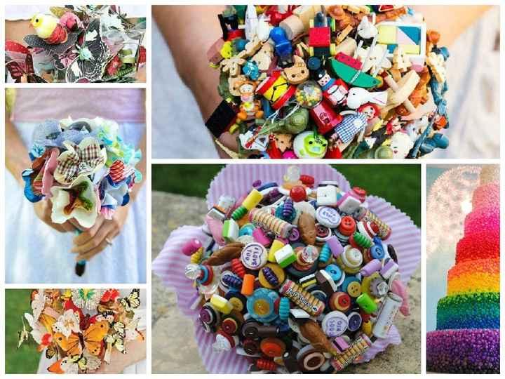 caramelle e giocattoli