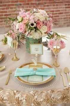 Tiffany oro e rosa