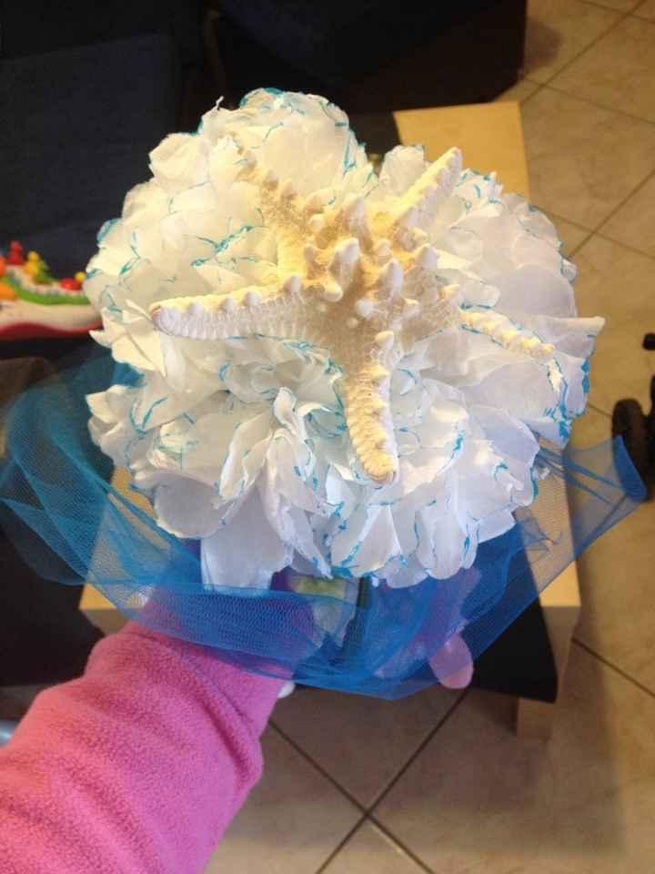 Bouquet fiori di carta - 1