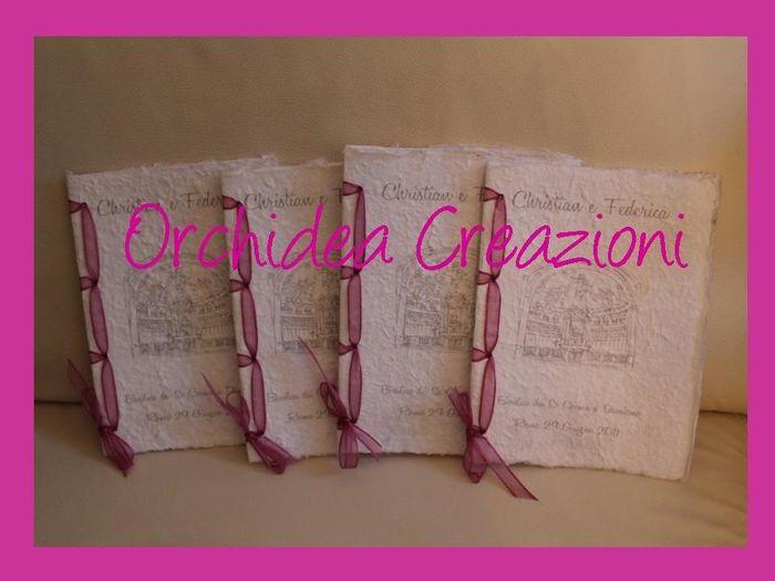 spesso Rilegatura libretto messa. - Cerimonia nuziale - Forum Matrimonio.com KY34
