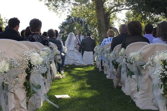 Matrimonio Civile All Aperto Toscana : Cerimonia civile all aperto in toscana