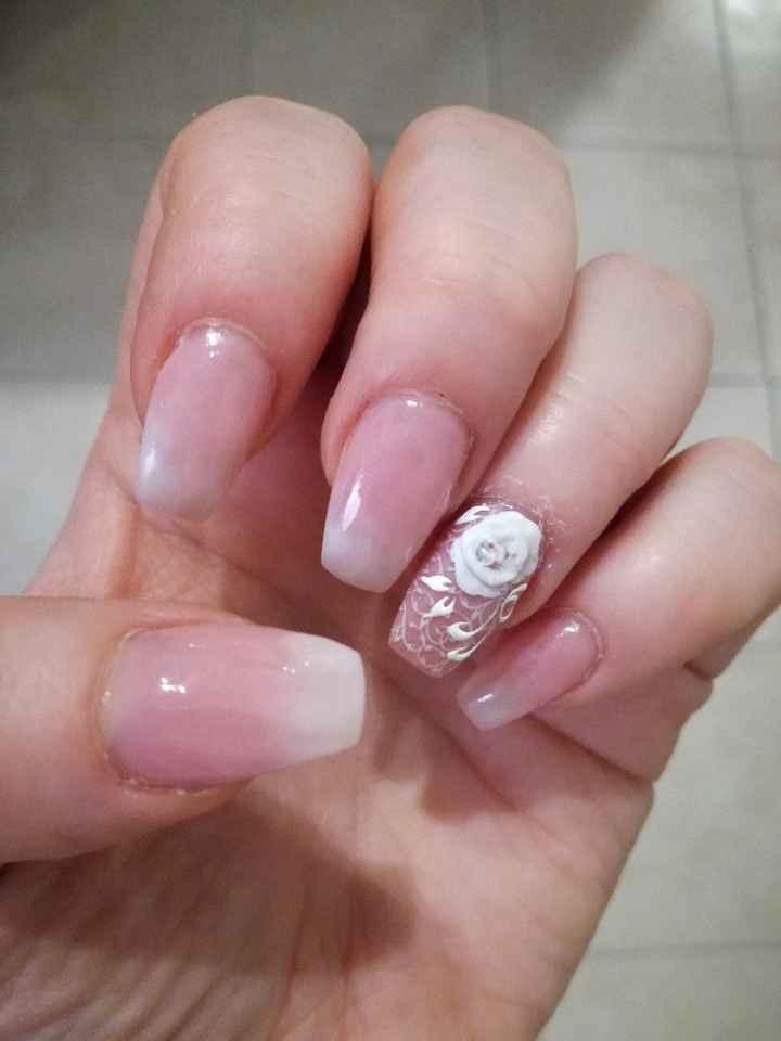 Le mie unghiette per *.* - 1