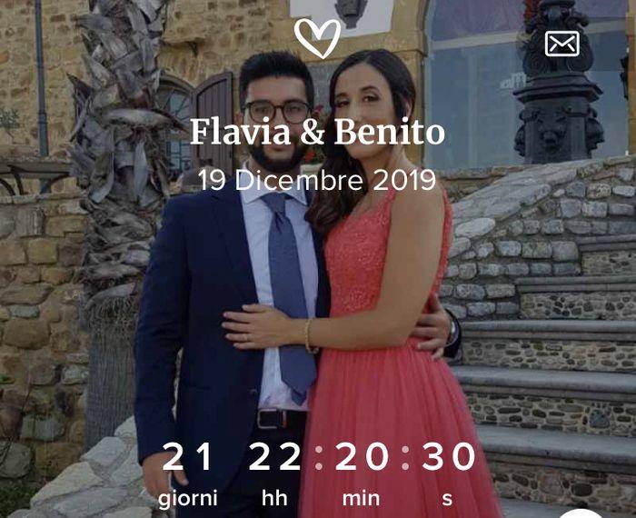 Condividete lo screenshot del vostro countdown! 25