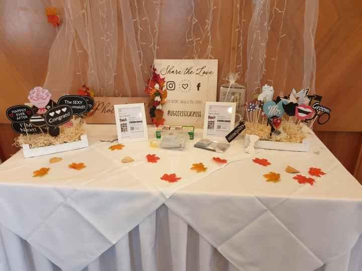tavolo photobooth