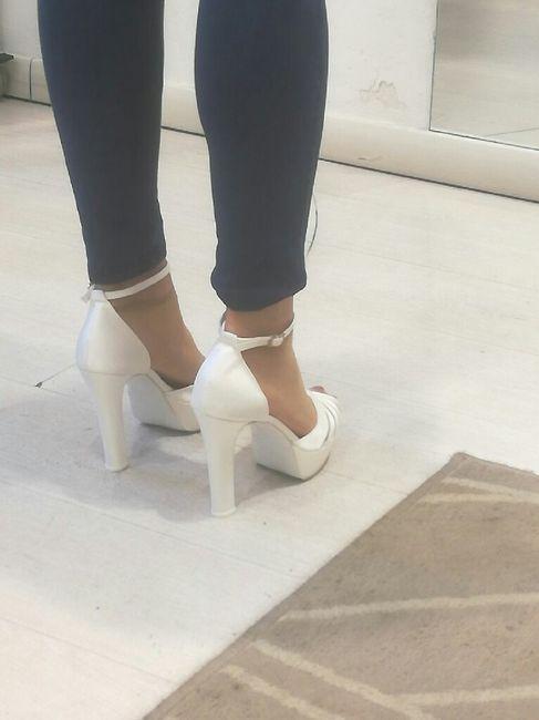 d45f0a139ee4 scarpe da sposa milano - Lombardia - Forum Matrimonio.com