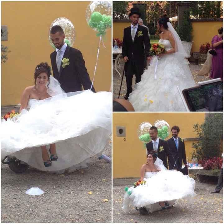 Domanda x spose con scarpe colorate - 1