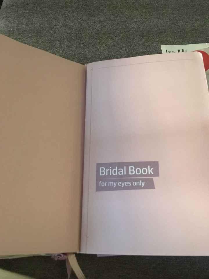 Wedding organizer - 1