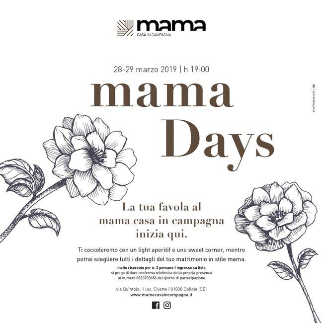 Mama casa in campagna.. Spose 2019 - 1