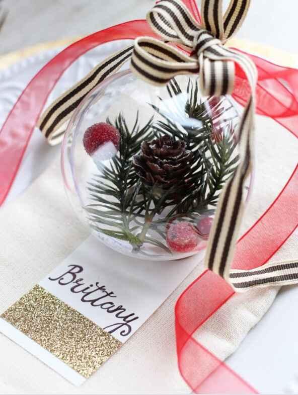 Segnaposti natalizi - 3