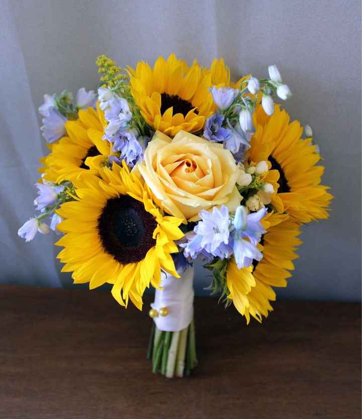 Bouquet girasoli - 2