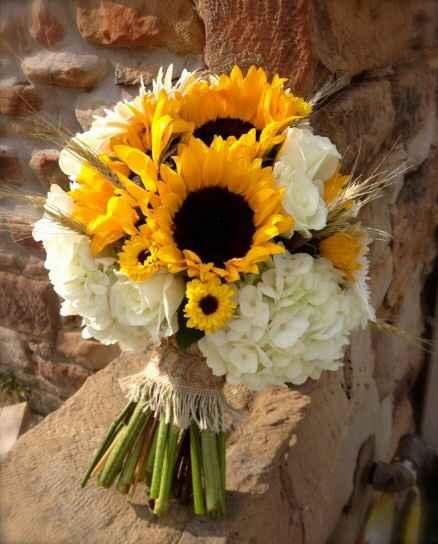 Bouquet girasoli - 1