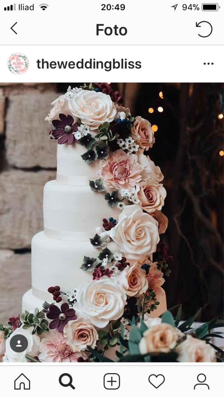 Wedding Cake 😊 - 1