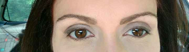 Trucco occhi - 1