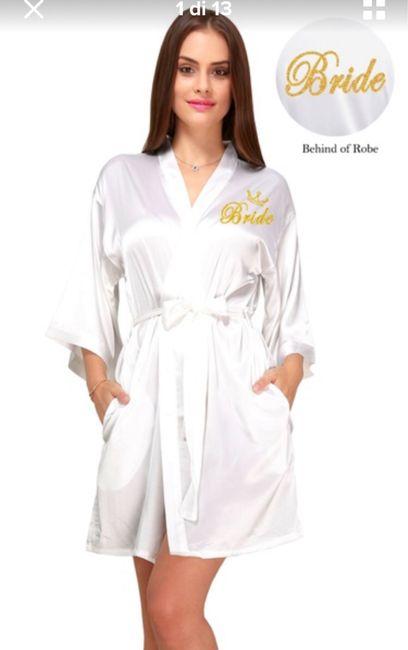 Vestaglia Bride - 1