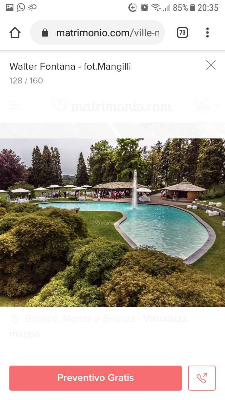 Chi sogna di sposarsi in un posto immerso nel verde? - 2