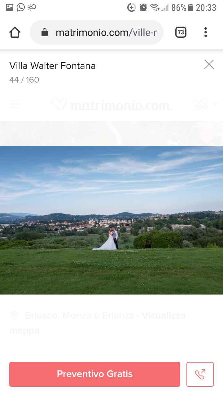 Chi sogna di sposarsi in un posto immerso nel verde? - 3