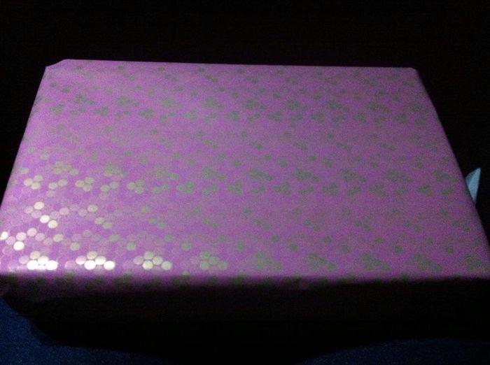 secondo pacco