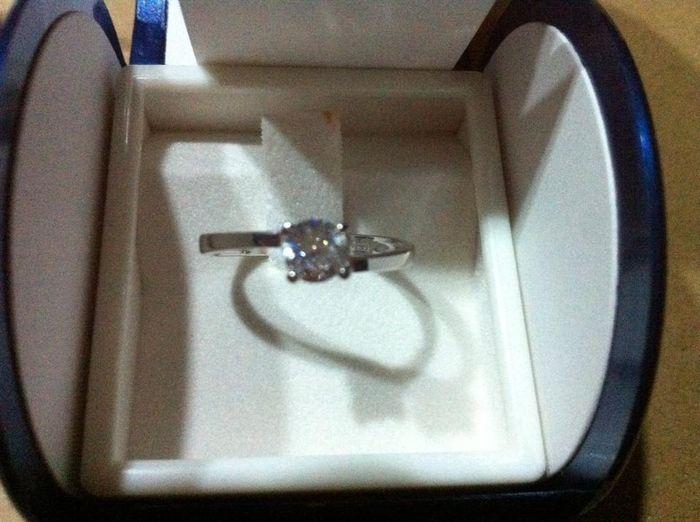 il mio fantastico anellooo