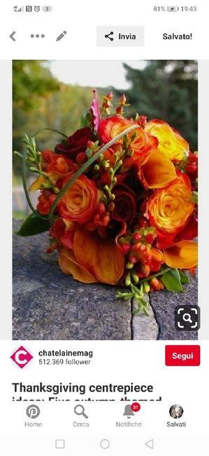 Spose di Ottobre, come sarà il bouquet? 💐👰 4